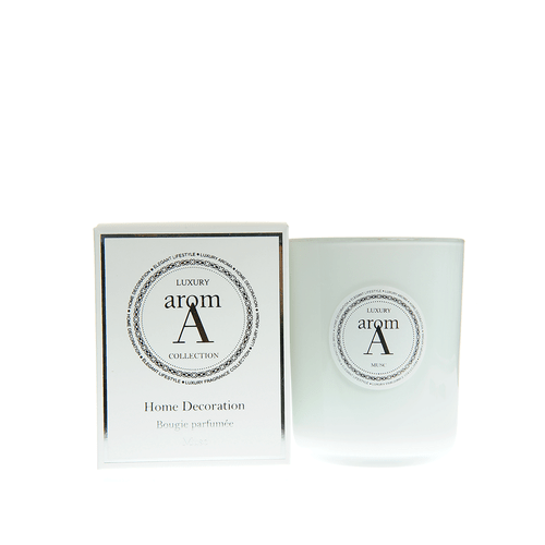 Lumanare LUXURY parfum mosc
