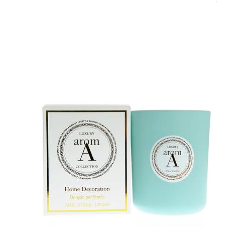 Lumanare LUXURY parfum crin