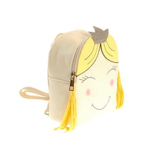 Rucsac printesa blonda