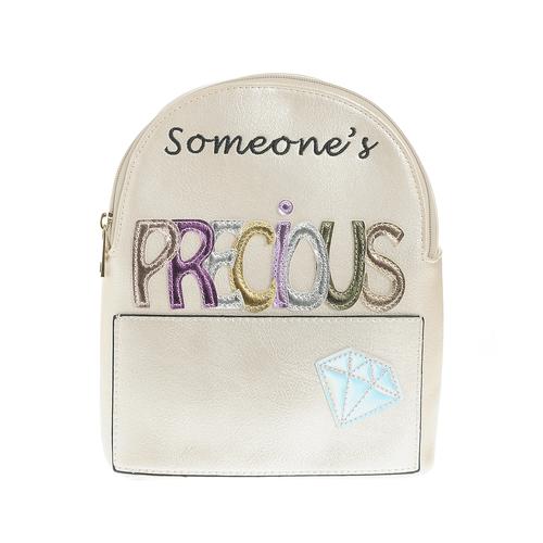 Rucsac cu mesaj Someone's precious