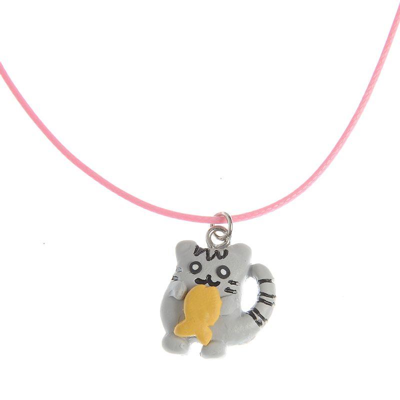 Colier-fetite-pandantiv-pisica