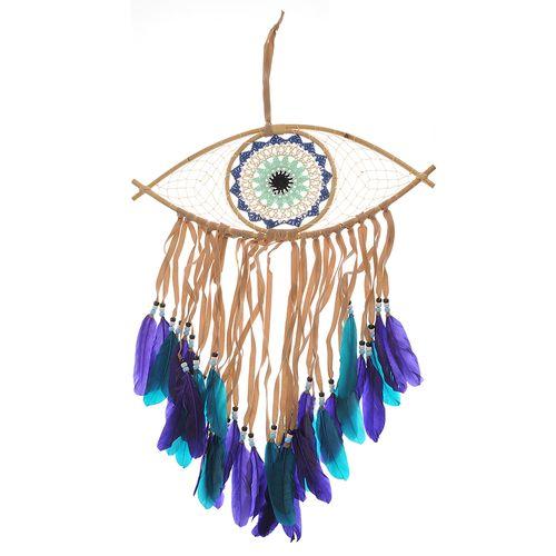 Dream catcher ochi turcesc