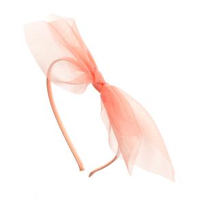 Bentita fixa cu funda roz
