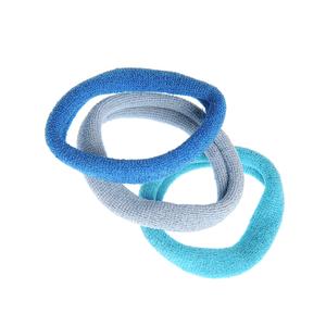 Set 3 elastice albastre