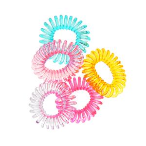 Set elastice ondulate pentru par