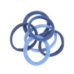 Set-6-elastice-par-nuante-albastre