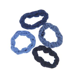 Set 4 elastice par albastre