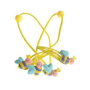 Set accesorii de par galbene pentru fetite