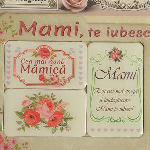 Rama foto magnetica Mami te iubesc