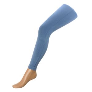 Colanti albastri model opac