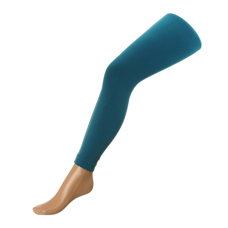 Leggings-turcoaz