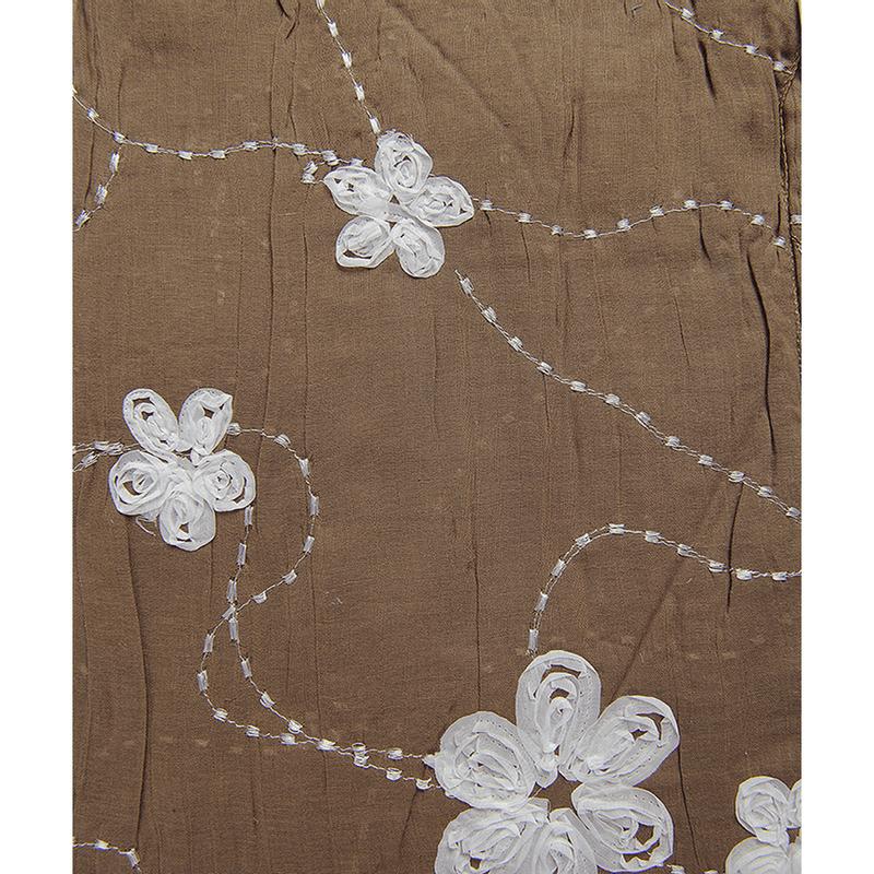 Esarfa-maro-cu-flori-aplicate