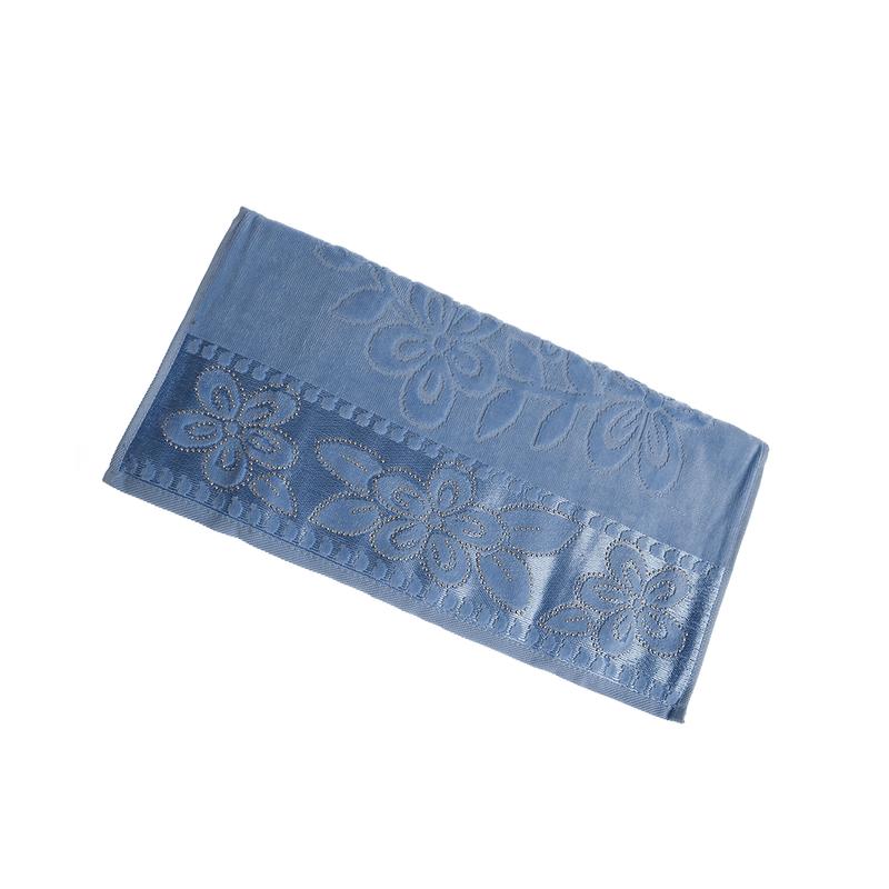 Prosop-albastru-cu-paiete