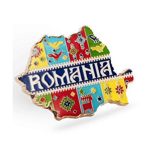 Magnet de frigider Romania