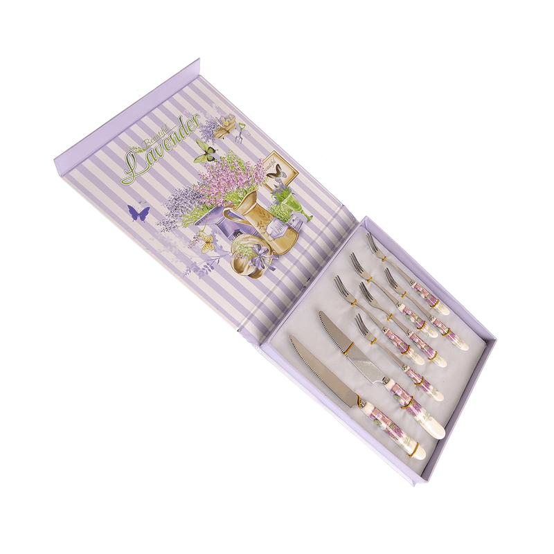 Set-tacamuri-portelan-design-lavanda