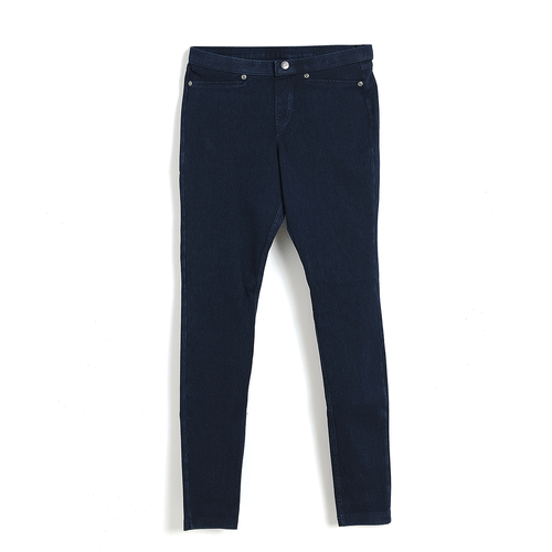Pantaloni denim, bleumarin