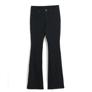 Pantaloni elastici negri