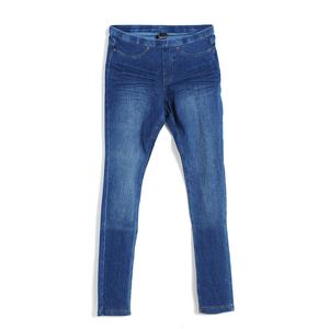 Pantaloni elastici din denim