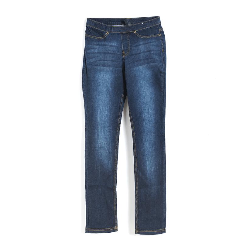 Pantaloni-bleumarin-din-denim