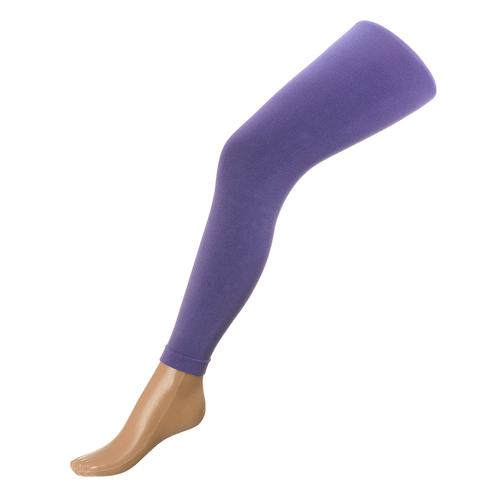 Leggings mov, elastici