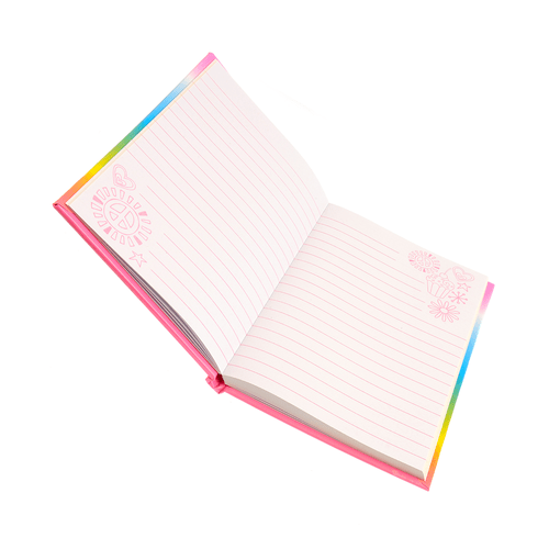 Agenda colorata smiley faces