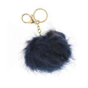 Bijuterie geanta pufosenie bleumarin