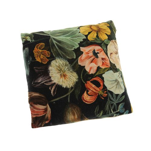 Perna decorativa, cu flori mari