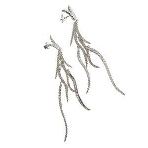 Cercei argint stil candelabru