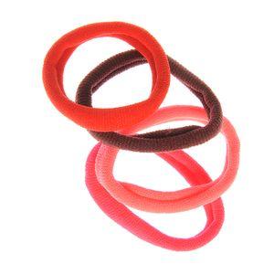 Set 4 elastice par nuante aprinse
