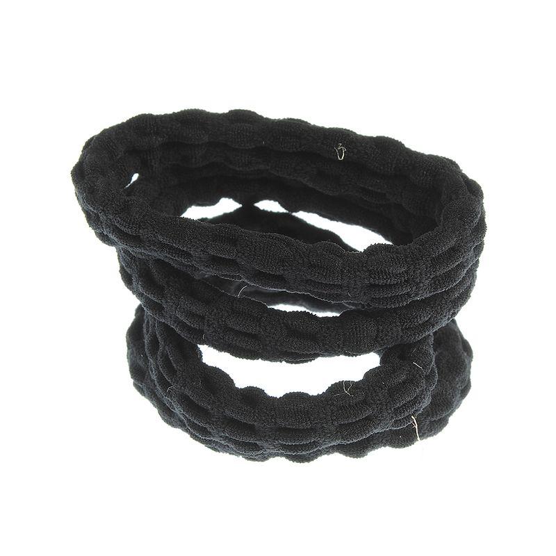 Set-4-elastice-par-negre-buclate