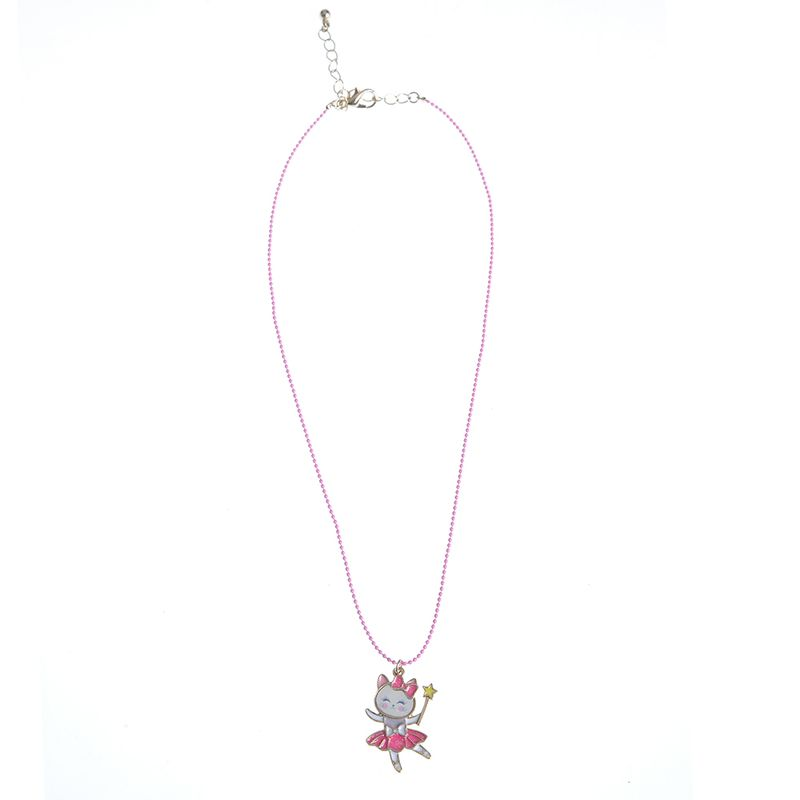Colier-roz-cu-pandantiv-zana