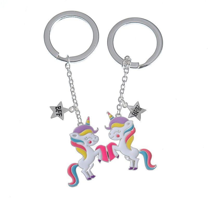 Set-brelocuri-BFF-unicorni