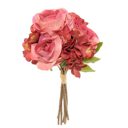 Buchet flori rosii