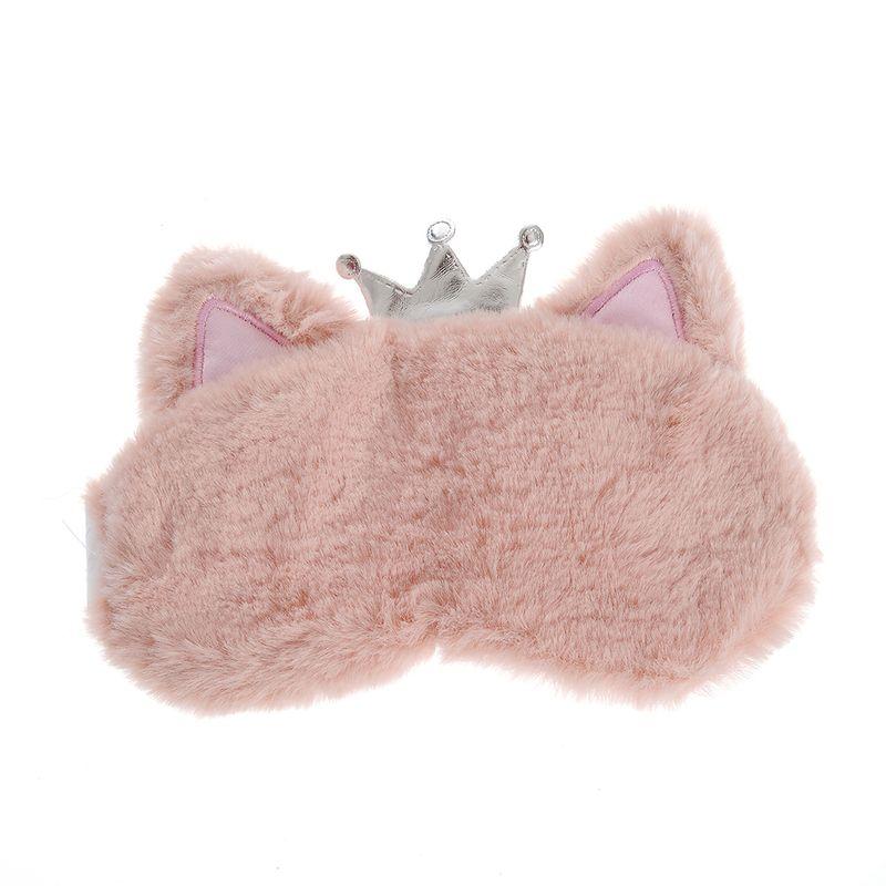 Masca-pufoasa-roz-de-dormi