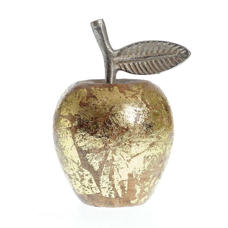 Decoratiune-lemn-mar-auriu