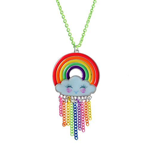 Colier rainbow copii