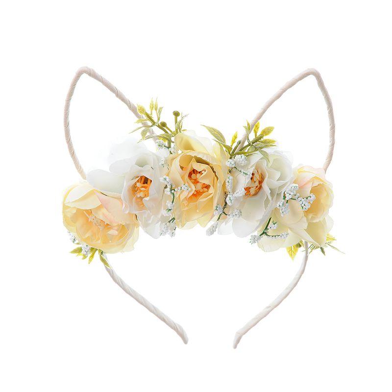 Bentita-florala-cu-contur-urechi