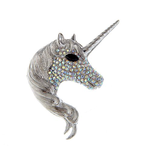Brosa eleganta, model unicorn