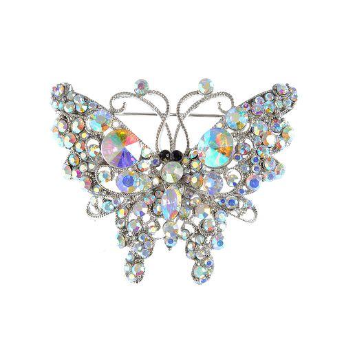 Brosa mare, fluture stralucitor