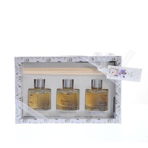 Set 3 difuzoare parfum, Follow Your Dreams