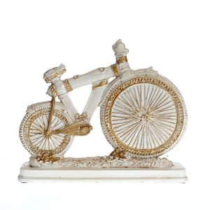 Ceas de masa bicicleta retro
