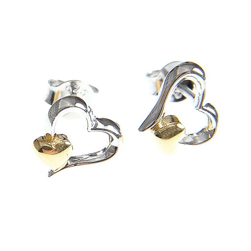 Cercei-argint-doua-inimioare