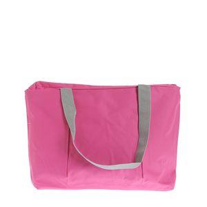 Geanta shopper roz dimensiuni mari