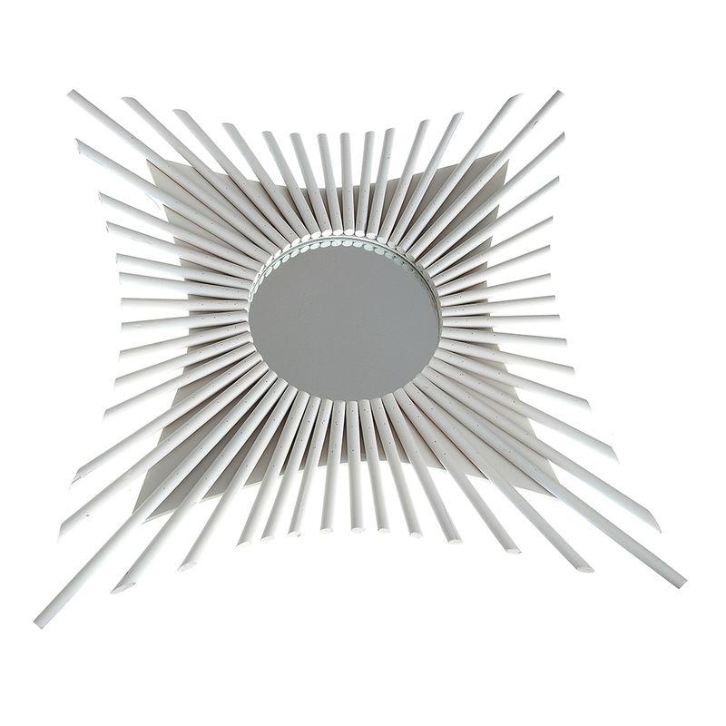 Oglinda-rotunda-perete-cu-raze-albe