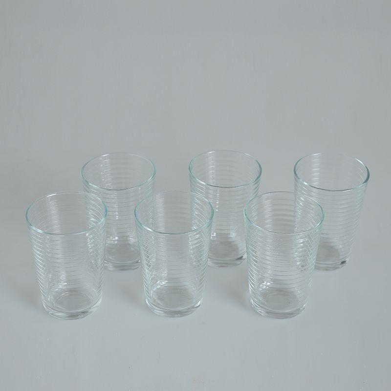 Set-6-pahare-cu-dungi-transparente