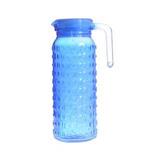 Carafa albastra pentru limonada