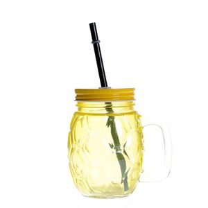 Pahar galben pentru limonada