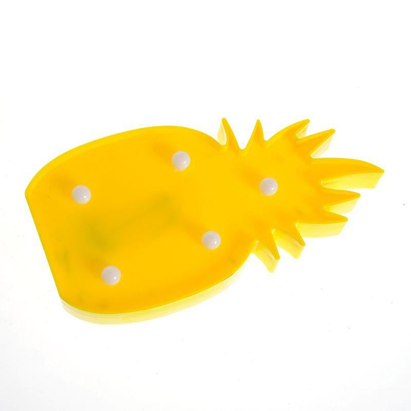 Lampa-galbena-ananas