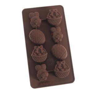 Forma din silicon pentru bomboane de Paste