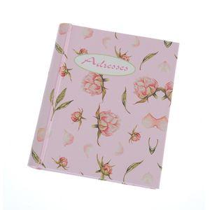 Agenda roz pentru adrese